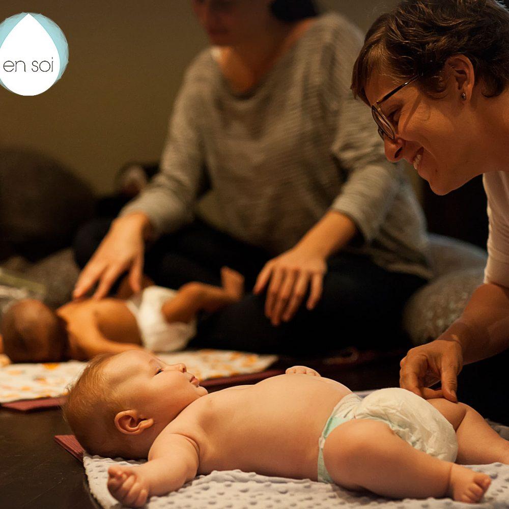 Massage <br>Bébé