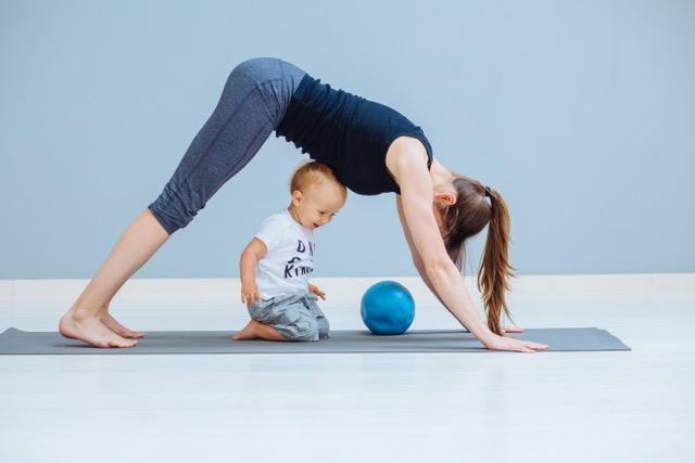 yoga postnatal la source en soi